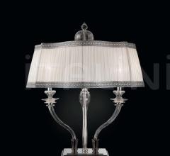 Настольный светильник Scena 1653/L2 ARG CR + TOP 1653 ARG фабрика Sylcom