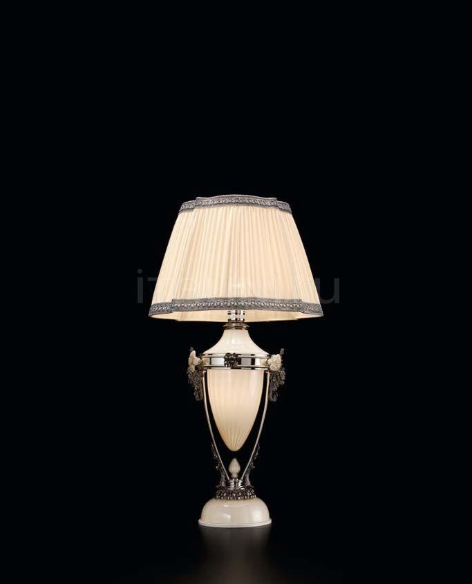 Настольный светильник Scena 1658 ARG AV + TOP 1658 ARG Sylcom