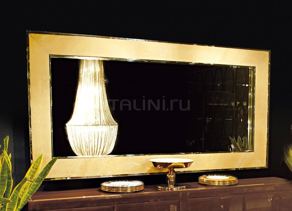 Настенное зеркало Kudrun IPE Cavalli (Visionnaire)