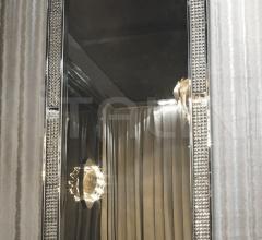 Настенное зеркало Borgia фабрика IPE Cavalli (Visionnaire)