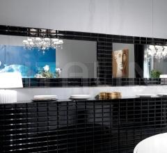 Настенное зеркало Coliseum фабрика IPE Cavalli (Visionnaire)