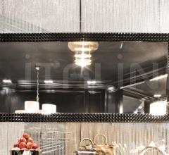 Настенное зеркало Diamond фабрика IPE Cavalli (Visionnaire)