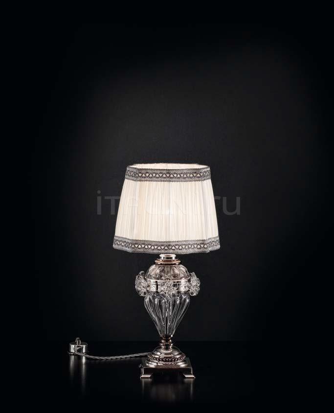 Настольный светильник Scena 1668 ARG CR + TOP 1668 ARG Sylcom
