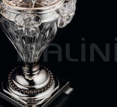 Настольный светильник Scena 1668 ARG CR + TOP 1668 ARG фабрика Sylcom