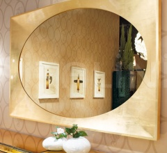 Настенное зеркало Tilia фабрика IPE Cavalli (Visionnaire)