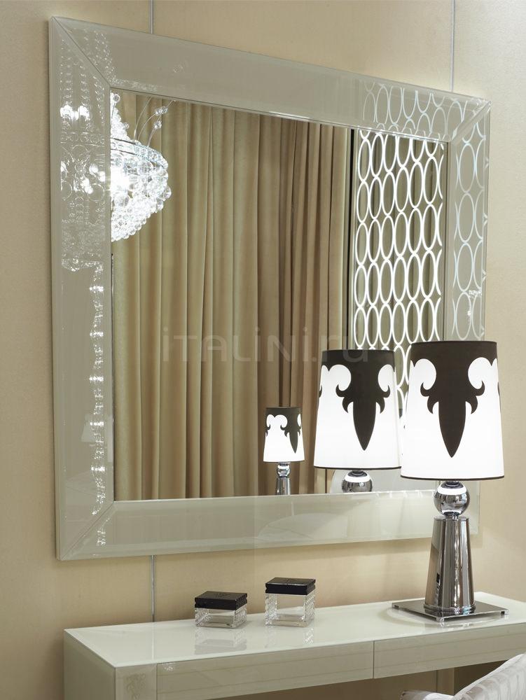Настенное зеркало Midnight IPE Cavalli (Visionnaire)