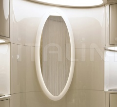 Настенное зеркало Phuket фабрика IPE Cavalli (Visionnaire)