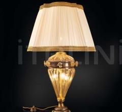 Настольный светильник Scena 1669 BRU ORO + TOP 1669 ORO фабрика Sylcom