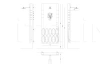 Шкаф Saturnia IPE Cavalli (Visionnaire)