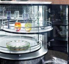 Кухня Cycas фабрика IPE Cavalli (Visionnaire)