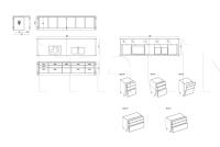 Кухня Dahlia IPE Cavalli (Visionnaire)