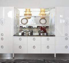 Кухня Dahlia фабрика IPE Cavalli (Visionnaire)