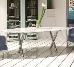 Стол обеденный Estense фабрика IPE Cavalli (Visionnaire)