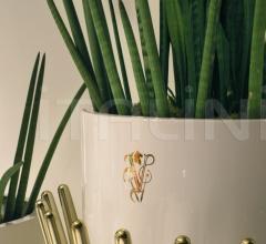 Итальянские цветочные горшки - Кашпо Panarea фабрика IPE Cavalli (Visionnaire)