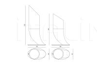 Горшок Arcadia IPE Cavalli (Visionnaire)