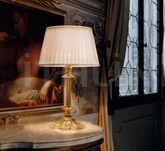 Настольный светильник Scena 1476 PO CR.ORO + TOP 1422/35 ORO фабрика Sylcom