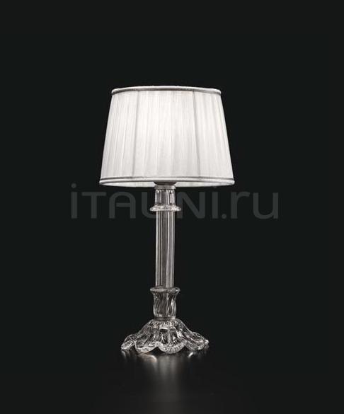 Настольный светильник Scena 1475 PA CR + TOP 1422/20 ARG Sylcom
