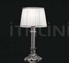 Настольный светильник Scena 1475 PA CR + TOP 1422/20 ARG фабрика Sylcom