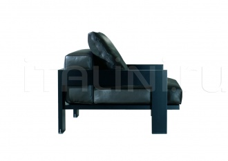 Кресло Alison black lac Minotti