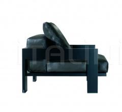 Кресло Alison black lac фабрика Minotti