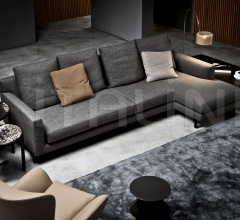 Модульный диван Allen фабрика Minotti