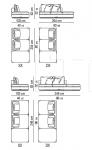 Модульный диван Andersen Line Minotti