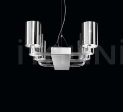 Подвесной светильник Segno 2121/6 CR фабрика Sylcom