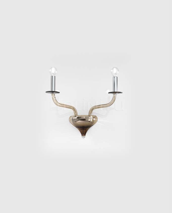 Настенный светильник Segno 2011/A2 FU Sylcom