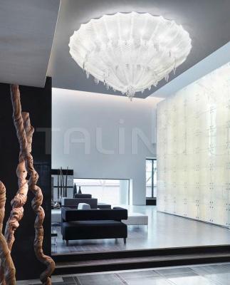 Потолочный светильник Suite 420/192 CR Sylcom