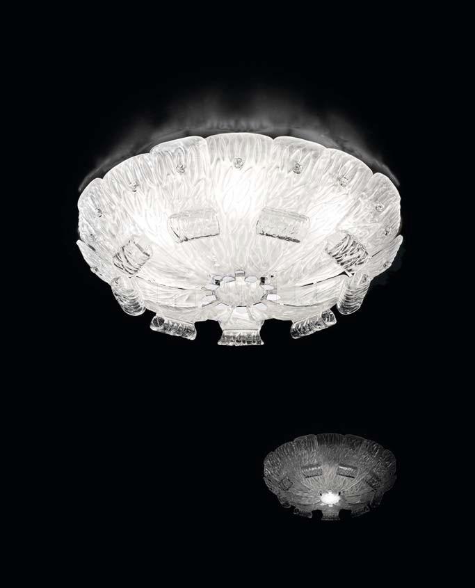 Потолочный светильник Suite 470/78 CR Sylcom