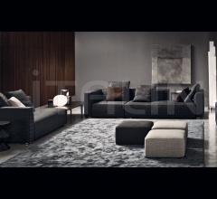 Модульный диван Donovan фабрика Minotti