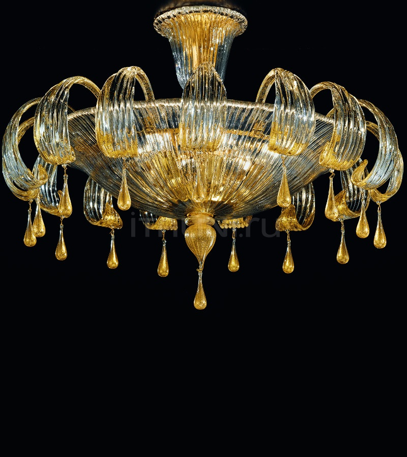 Потолочный светильник Suite 1386/78 D CR.ORO Sylcom