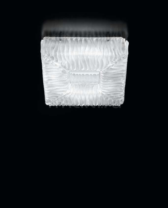 Потолочный светильник Stile 322 CR.SAB Sylcom