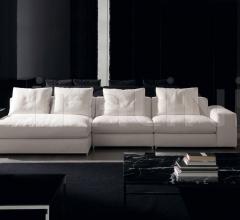 Модульный диван Jagger фабрика Minotti