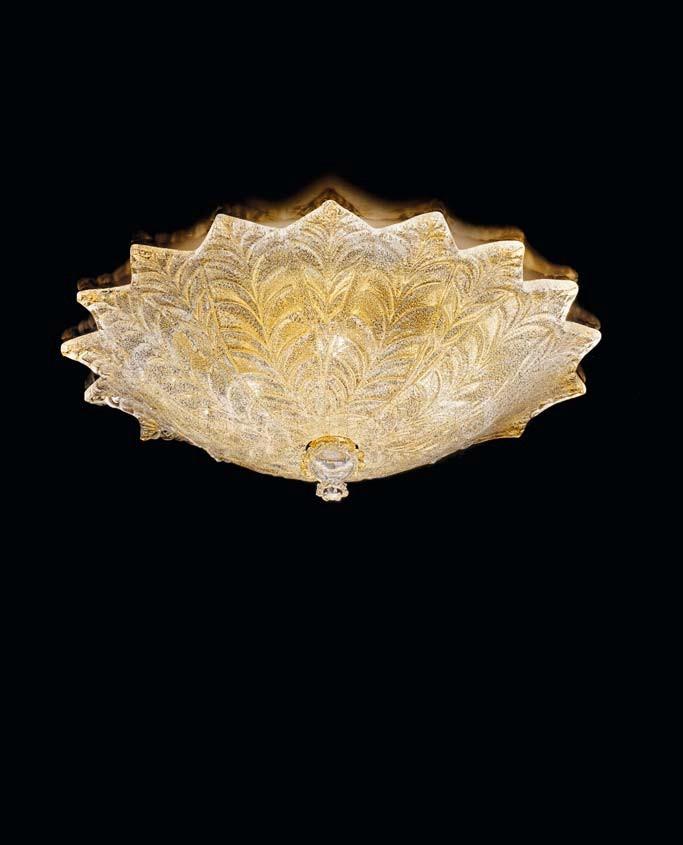 Потолочный светильник Stile 1140/60 D GR.ORO Sylcom