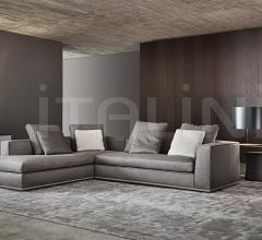 Модульный диван Powell фабрика Minotti