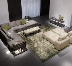 Модульный диван Williams фабрика Minotti
