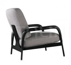 Кресло Brooks фабрика Minotti