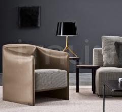Кресло Case фабрика Minotti