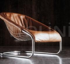Кресло Cortina фабрика Minotti