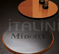 Поднос Turner фабрика Minotti