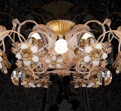 Потолочный светильник P295/4 фабрика Mechini