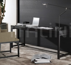 Итальянские письменные столы - Письменный стол Fulton Desk фабрика Minotti