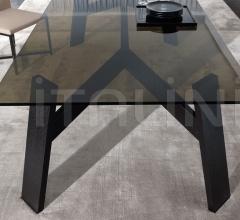 Стол обеденный Clark фабрика Minotti