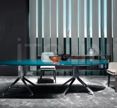 Стол обеденный Claydon фабрика Minotti