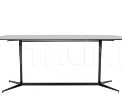 Итальянские письменные столы - Письменный стол Clyfford фабрика Minotti