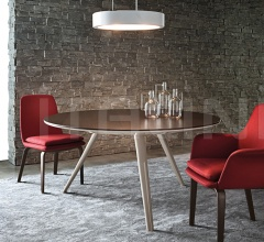 Стол обеденный Evans фабрика Minotti