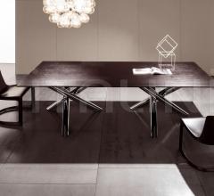 Стол обеденный Van Dyck фабрика Minotti