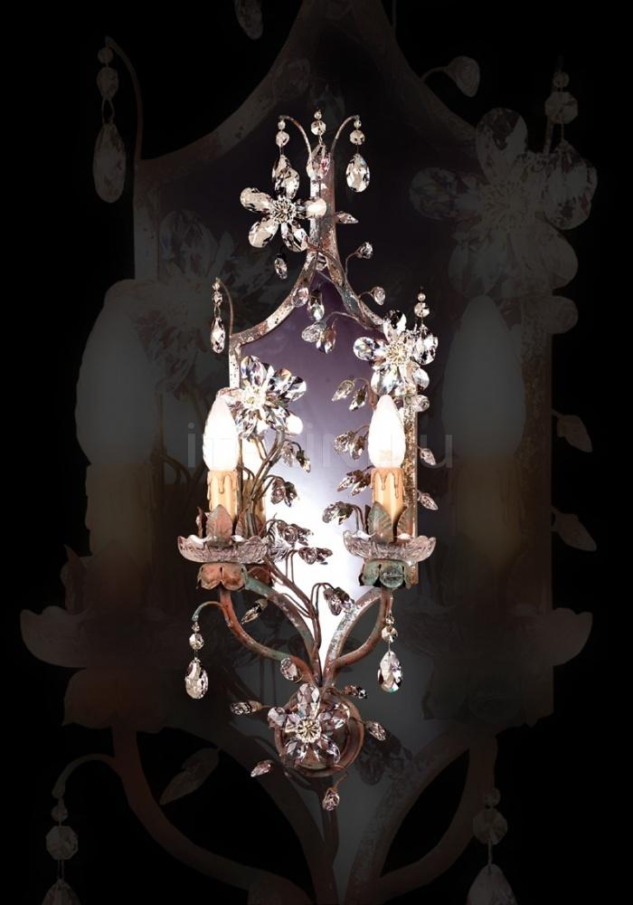 Настенный светильник A442/2 Mechini