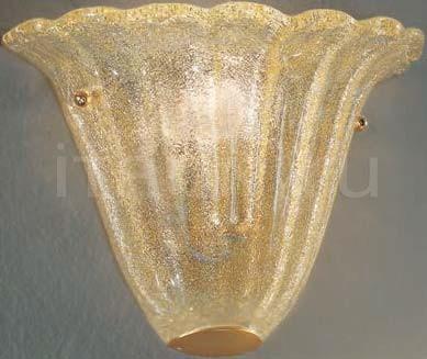 Настенный светильник  NOVO VITRUM 1820/AP/M Prearo